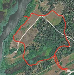 Gardner Farm trail