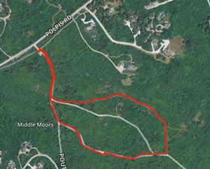 Shawkemo Hills trail
